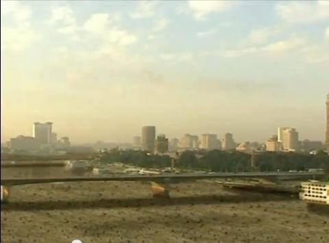 جفاف النيل