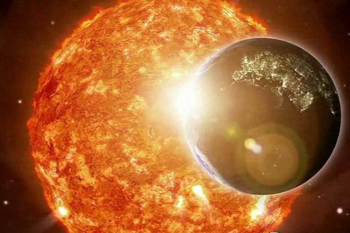 ماهي معجزه الكسوف والخسوف في رمضان وكيف تحدث ؟ - Reversed Eclipse (2/5)