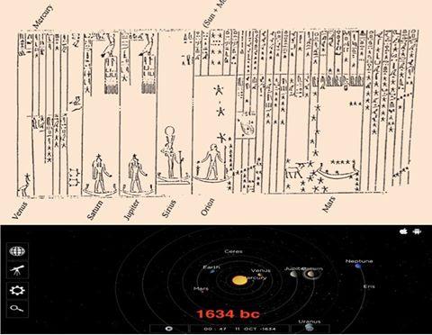 senenmut star map decoded