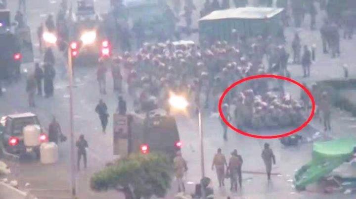 حقيقه استشهاد الملازم محمد المسيرى من قناصه الجيش ؟ وانتحار النقيب سامح عدلي (4/6)