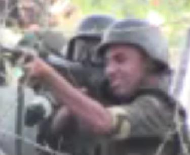 القناص السعيد - The happy sniper