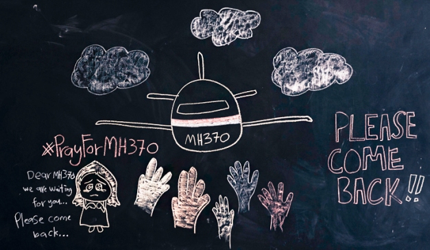 Flight MH 370 passengers found alive!