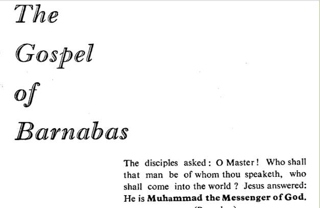 Barnabas Gossip 1