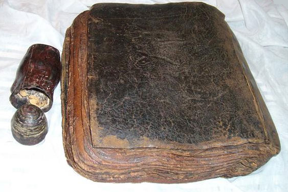 Barnabas Bible انجيل بارناباس
