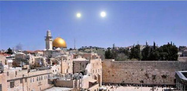 النجم الطارق نيبيرو في القدس