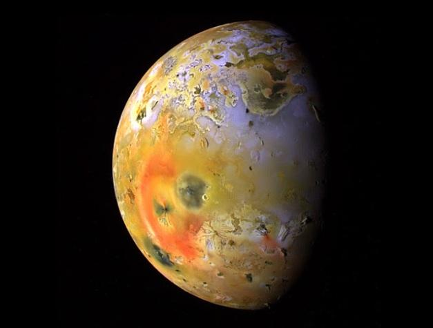 شق القمر من ناسا