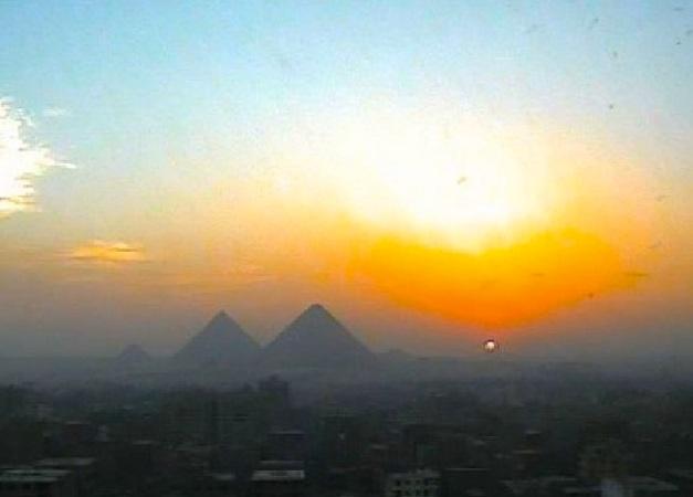 النجم الطارق نيبيرو في مصر