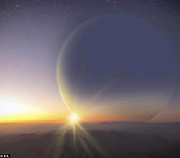 ظهورالنجم الطارق نيميسيس في مصر
