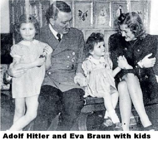 كيف تعرف هتلر علي اليهود
