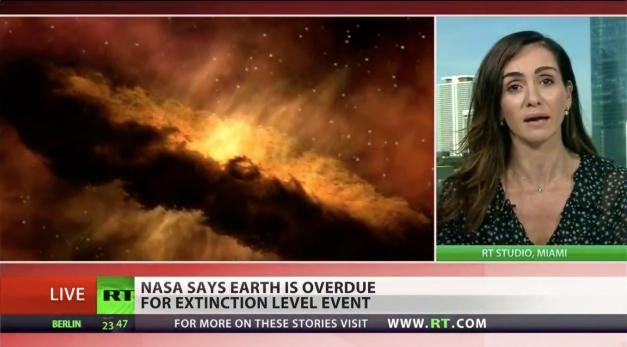 ناسا تحذر من كارثه كونيه