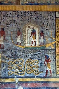موسي والثعبان